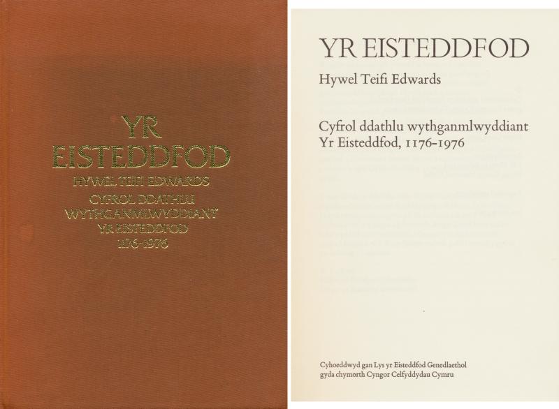 1976 Yr Eisteddfod