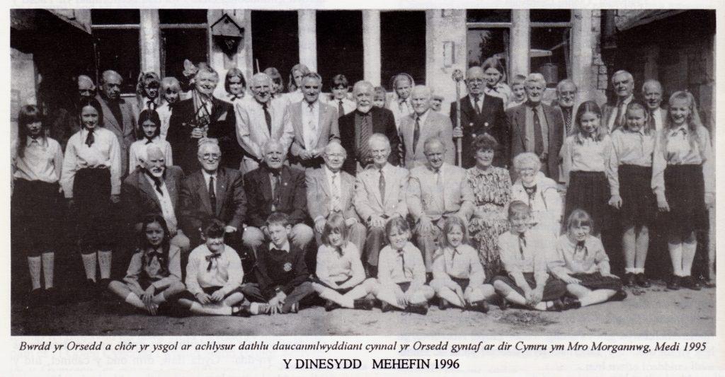 Gorsedd Iolo Medi 1995